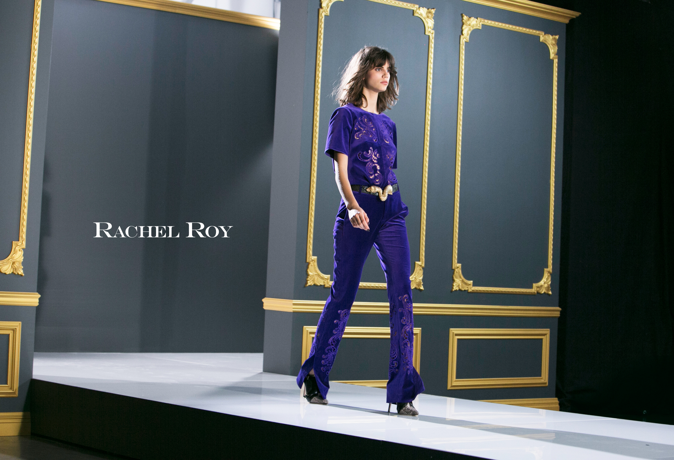 Rachel Roy Fall 2013 Lookbook